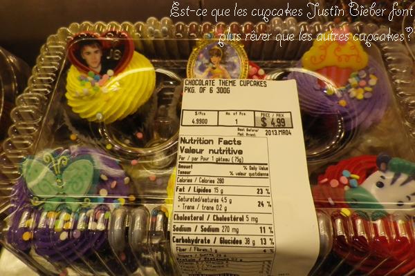 Cupcakes canadiens