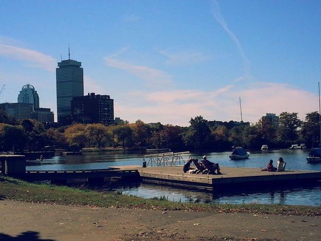 Magnifique ville de Boston