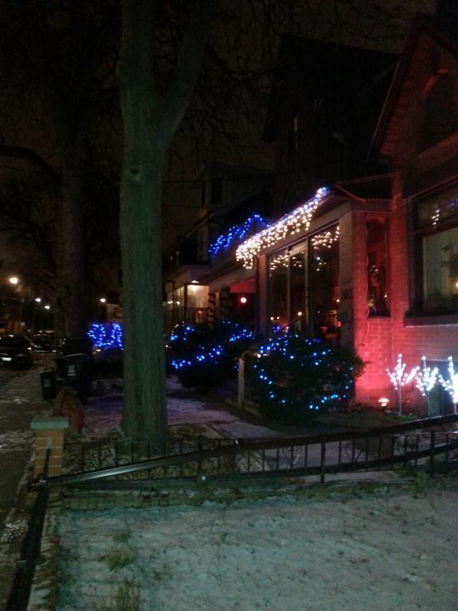 Toronto Noël