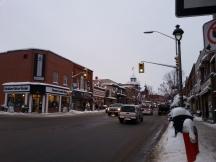 Huntsville, un village plein de charme