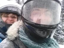 Motoneige au Canada - Algonquin Park