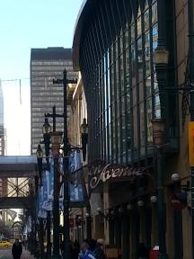Calgary, Alberta Stephen Avenue