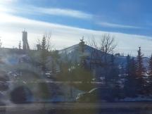 Banff sur la route