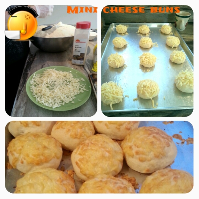 Mini Cheese Buns