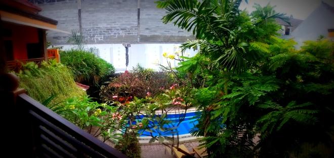 piscine Gemini hotel