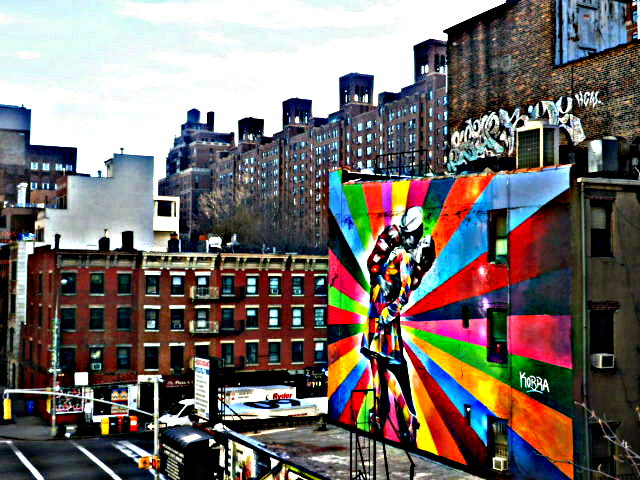 Colorful New York