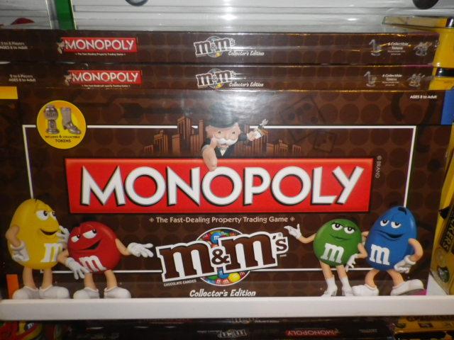M&Ms MONOPOLY