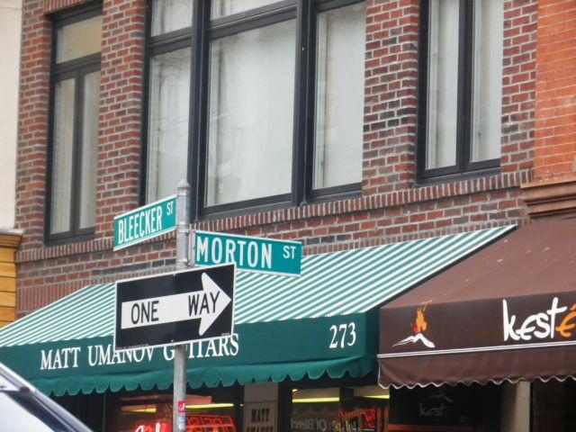 Morton Avenue New York