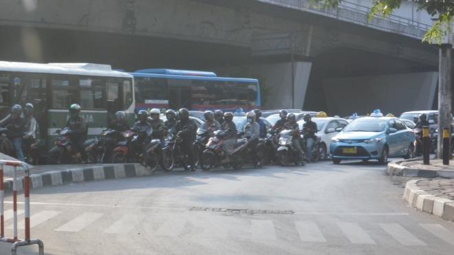 Jakarta Indonesia Motos