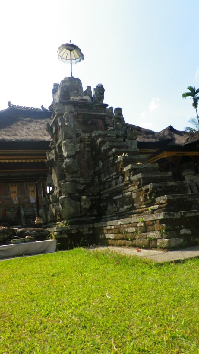 Pejeng temple sculpture