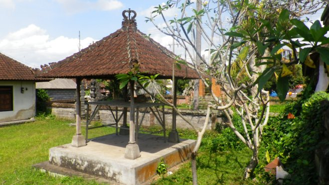 Pejeng temple