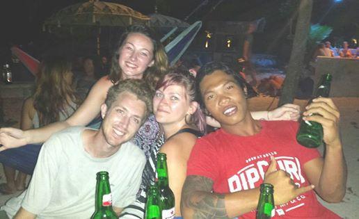 party night Nusa Lembongan