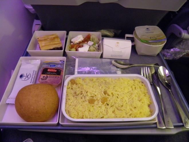 Saudi Airlines plat
