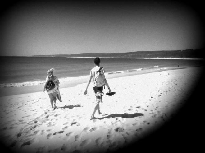 Olivier et moi à l'aventure