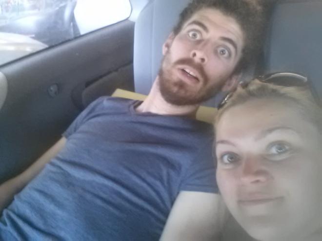 dormir en voiture en Australie