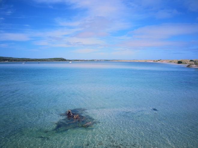 Augusta et ses plages