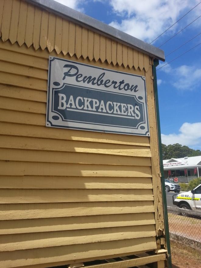 Pemberton Backpackers