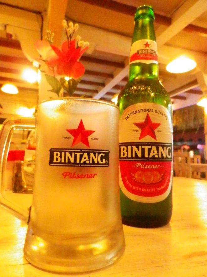 Bintang, bière balinaise