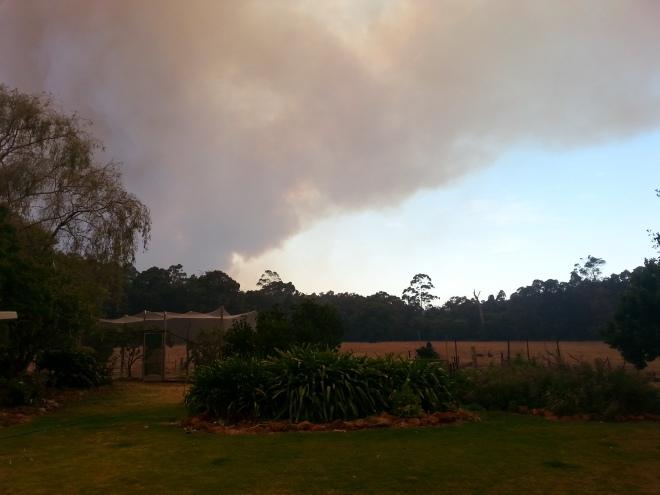 Northcliffe WA fire