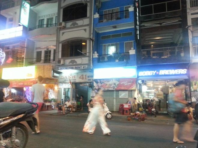 Ho Chi Minh crazy