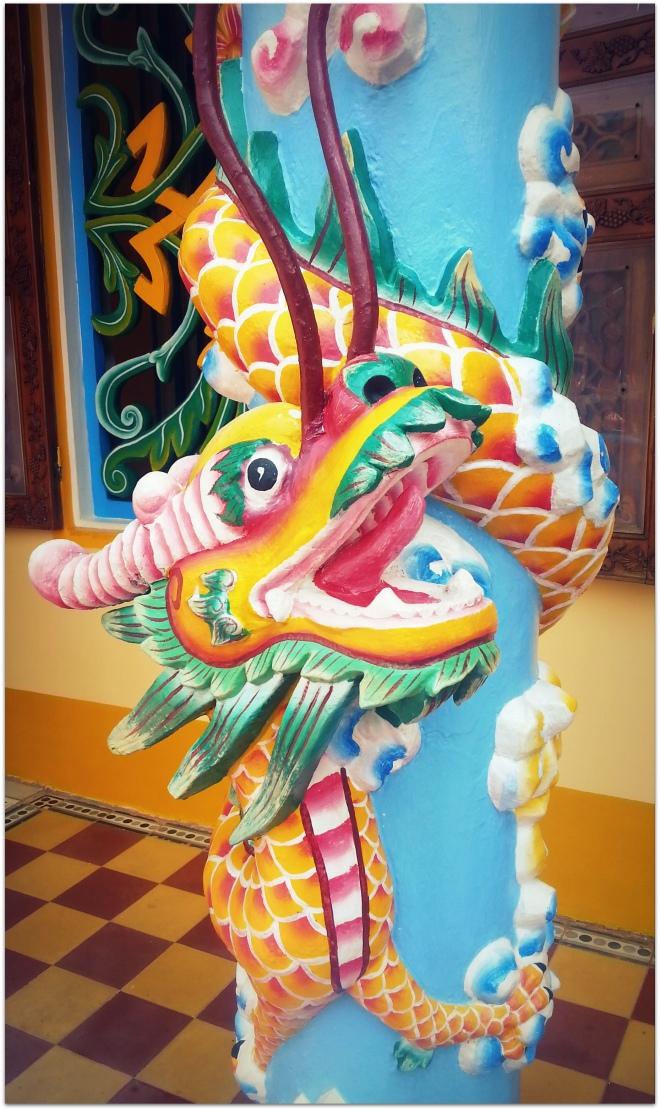 Big Temple Ho Chi Minh