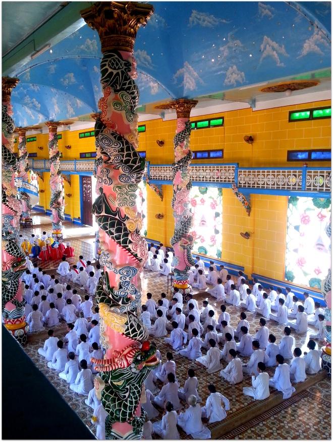 prayer big temple