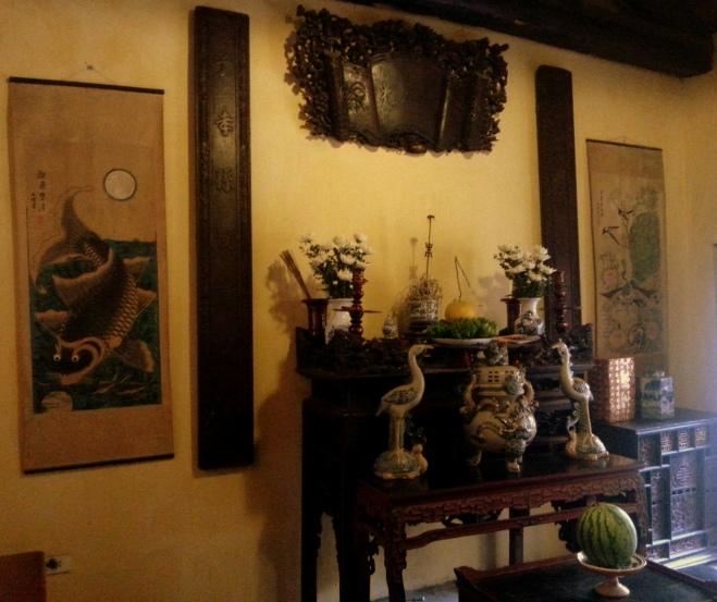 Hanoi Old House Vietnam