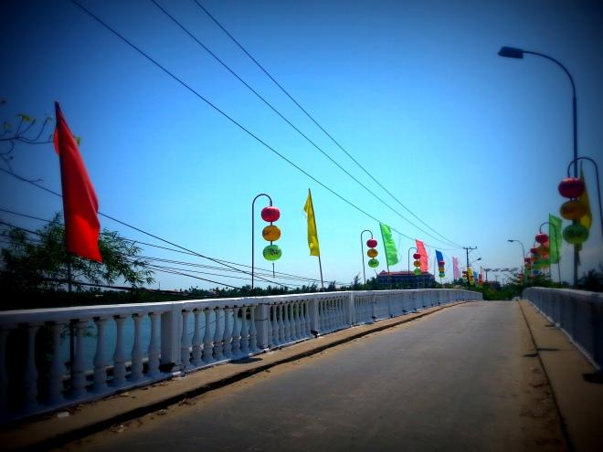 Hoi An bridge