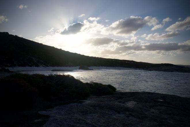 Little Beach Western Albany
