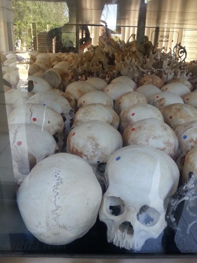 Killing Fields Choeung Ek