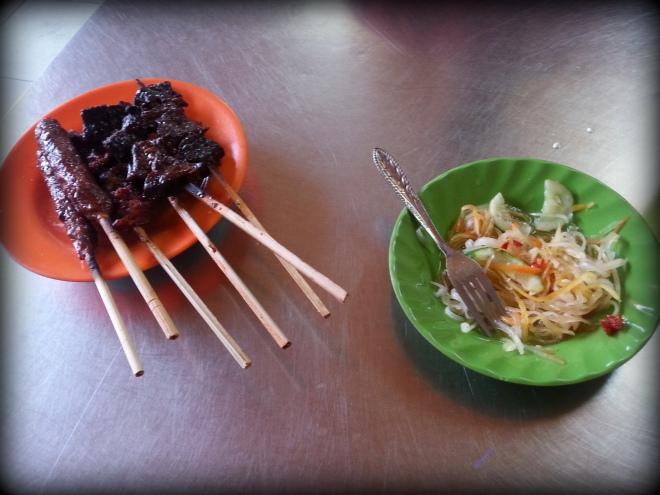 brochettes cambodgienne
