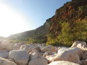Cape Range National Park soleil