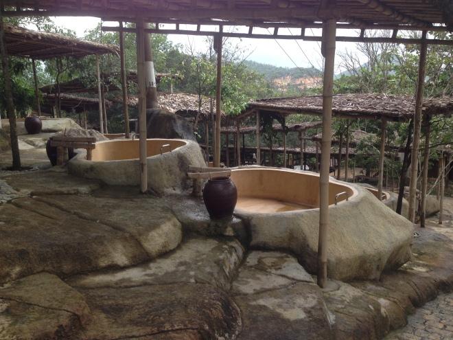 Bain de boue à Nha Trang